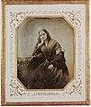 Davignon, Alfred - Großfürstin Marija Nikolaevna Volkonskaja, die ihrem Mann in die Verbannung nach Sibirien folgte. Irkutsk (Zeno Fotografie).jpg