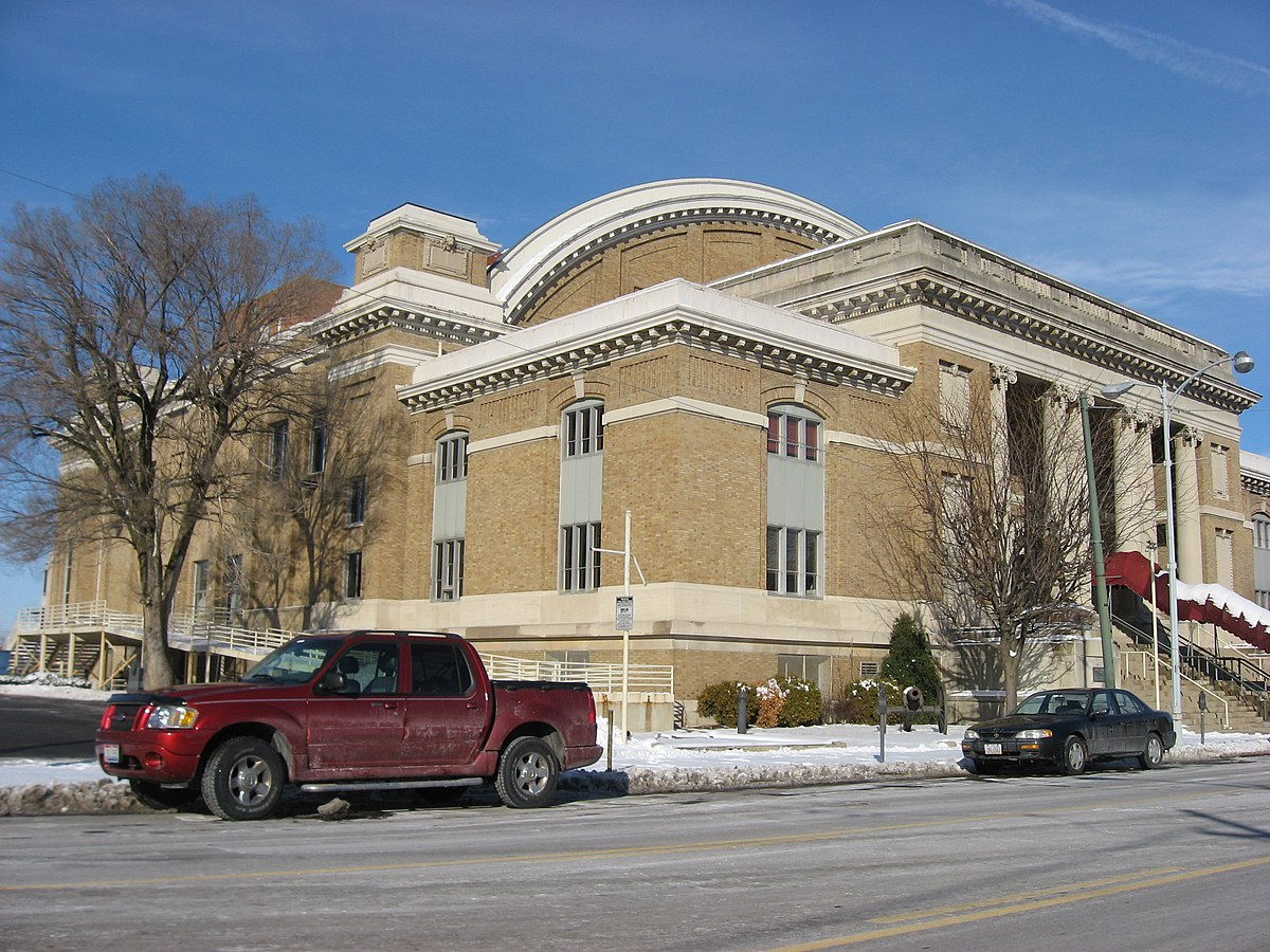 Dayton Memorial Hall Wikipedia