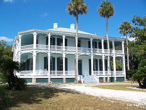 DeBary, Florida - Historic DeBary Hall