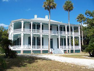 DeBary, Florida - Historic DeBary Hall