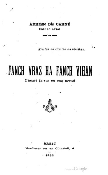 File:De Carne Fanch vras ha Fanch vihan, 1922.djvu