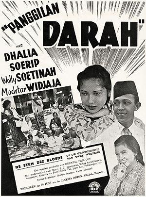Panggilan darah wikivisually a black and white advertisement magazine advertisement de orient fandeluxe Gallery