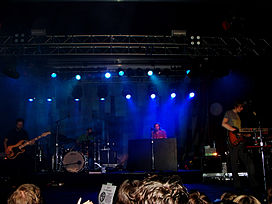 Death Cab for Cutie, Long Divsion European tour.jpg