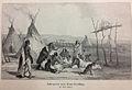 Death scaffold of a Sioux Chief near Fort Pierre.jpg