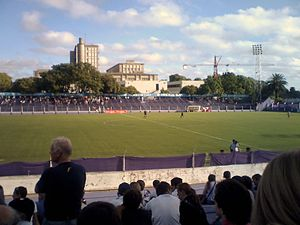 Estadio Luis Franzini - Image: Defensor vs Tacuarembo