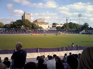Estadio Luis Franzini outdoor football stadium located in Montevideo, Uruguay