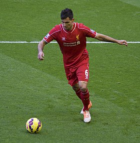 Image illustrative de l'article Dejan Lovren