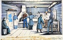 Декабристы Википедия Декабристы на мельнице в Чите Рисунок Н П Репина 1830 г