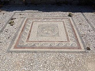 Mosaics of Delos - Hachlili