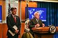 Deputy Secretary Sullivan and USAID Administrator Green Address the Press (40387160343).jpg