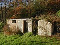 Derelict Buildings by Acorn Cottage on the edge of Plashetts Wood - geograph.org.uk - 84851.jpg
