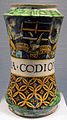 Deruta, alabrello per diacodicon (papavero), 1505-10 ca..JPG
