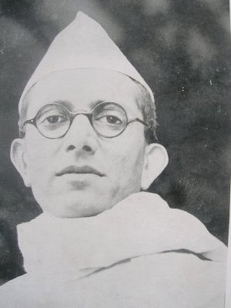 Morarji Desai - Morarji Desai in 1937, as Congress Home Minister of Bombay Presidency