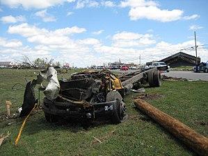 Rainsville, Alabama - EF5 Rainsville Tornado