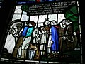 Detail from window in Cowden Church - geograph.org.uk - 1574223.jpg
