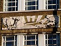 Detail of Gilbert Bayes' carvings for the Greater London Fire Brigade HQ - geograph.org.uk - 1588956.jpg