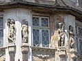 Detal architektoniczny zabytkowej kamienicy przy Sienkiewicza 4 w Dzierżoniowie..JPG