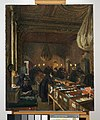 Devonshire House 1918 - Vad workers filing papers in the ballroom Art.IWMART2514.jpg