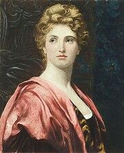 Beatrice (1888) by Frank Bernard Dicksee