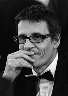Didier Queloz Swiss astronomer