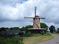 Dieden, le moulin sur la digue de la Meuse.JPG