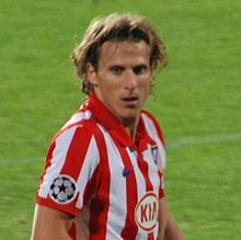 Diego Forlán scored 32 La Liga goals for Atlético in 2008–09, making him the top scorer in Spain and Europe.