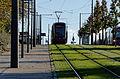Dijon boulevard Louis Joseph Trimolet Tramway 02.jpg