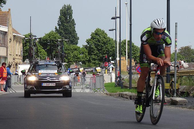 Diksmuide - Ronde van België, etappe 3, individuele tijdrit, 30 mei 2014 (B005).JPG