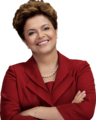 Dilma Rousseff 2010 Transparent.png