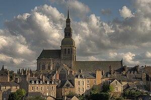 Dinan - Basilica of St Saviour