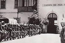 Dire Dawa-1936–1941-Dire Dawa Station Blackshirts 1936