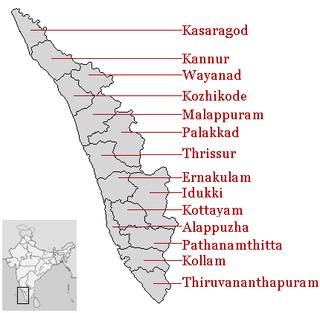 Municipalities of Kerala