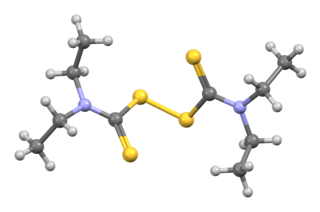 Disulfiram Chemical compound