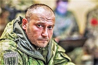 Dmytro Yarosh Political activist, public figure