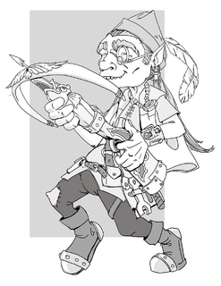 Gnome (<i>Dungeons & Dragons</i>)