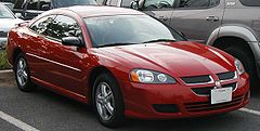 2004-2005 Dodge Stratus coupé