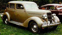 Automotive industry in new zealand wikipedia the free for 1935 dodge 4 door sedan