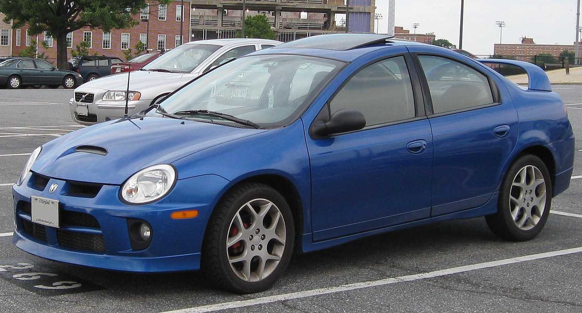 Dodge Neon Srt 4 Wikipedia La Enciclopedia Libre