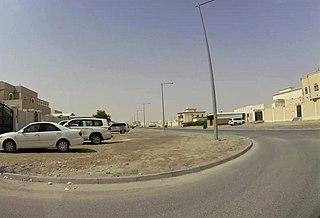 Al Themaid District in Al Rayyan, Qatar