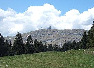 La Dôle mountain