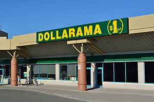 Dollarama - Dollarama in Richmond Hill, Ontario