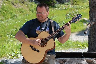 Don Ross (guitarist) - Image: Don Ross 2009