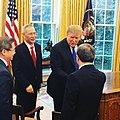Donald Trump and Liu He at US-China 7th Trade talks (1).jpg