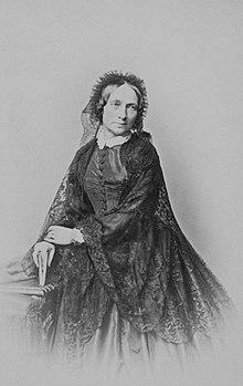 Doris Devrient (Hanns Hanfstaengl, um 1860) (Quelle: Wikimedia)