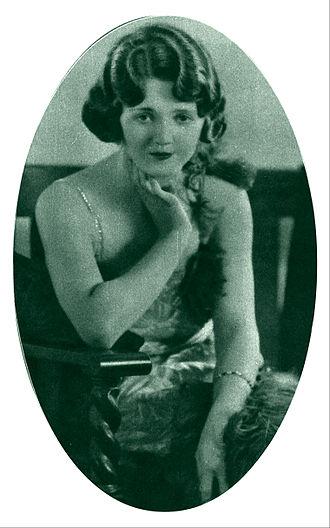Doris May - May in 1922.