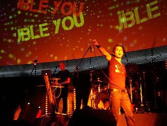 Double You - Double You in Bauru, Brazil (June 2009)