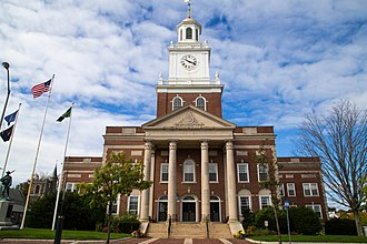 Dover, New Hampshire - City Hall