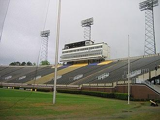Dowdy–Ficklen Stadium - Image: Dowdy Ficklen Stadium 3