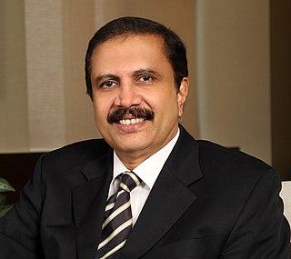 Azad Moopen Indian physician