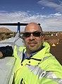 Dr Christian Pathak and his Plane.jpg